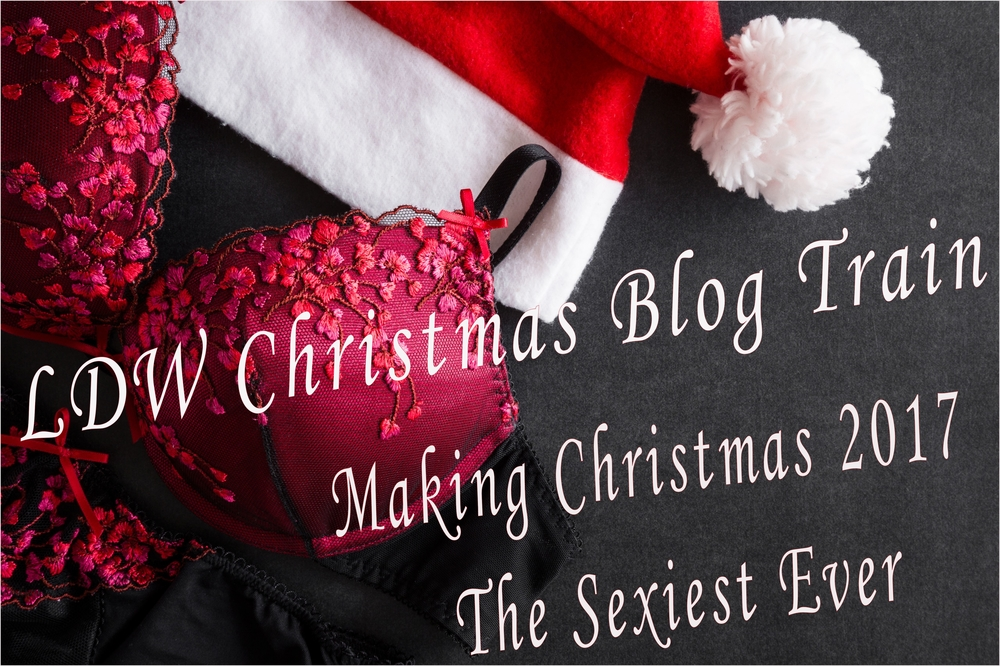 Christmas Blog Train