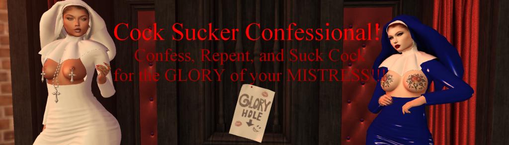 cocksucker confessional