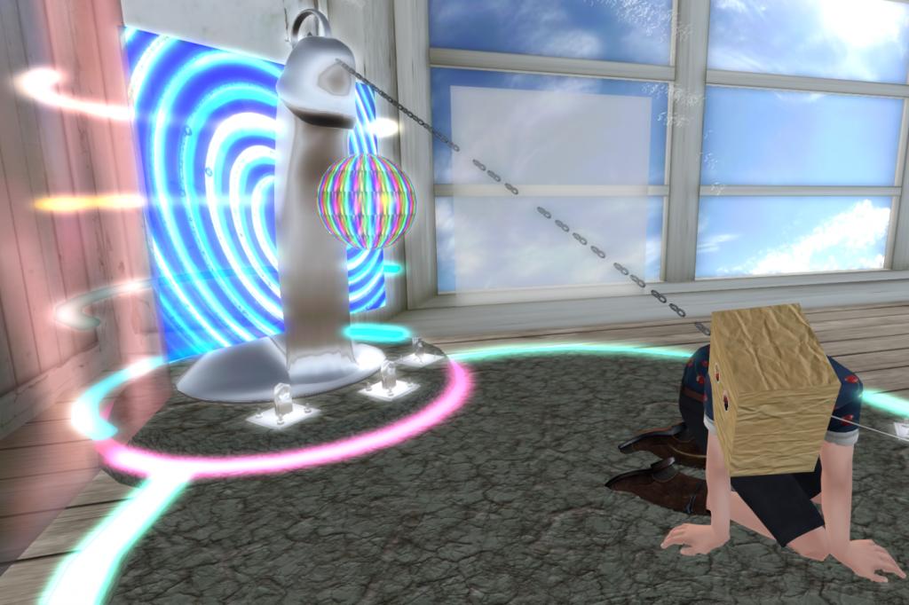 virtual cock worship meditation