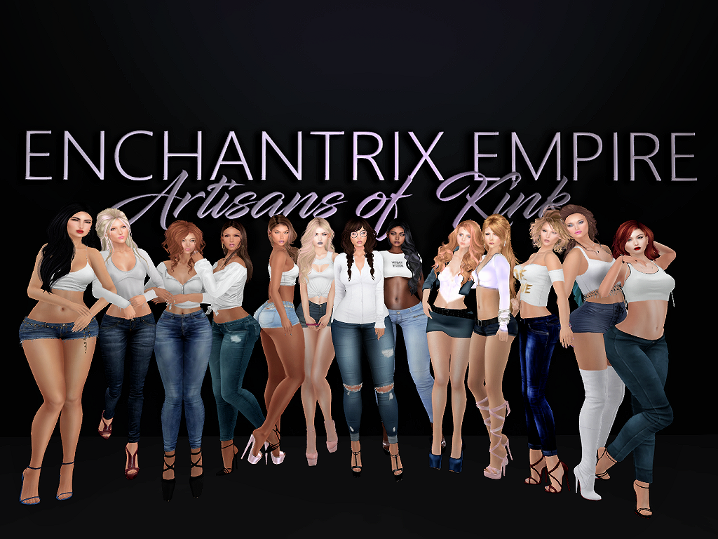 Enchantrix Empire Virtual Femdom Mistresses