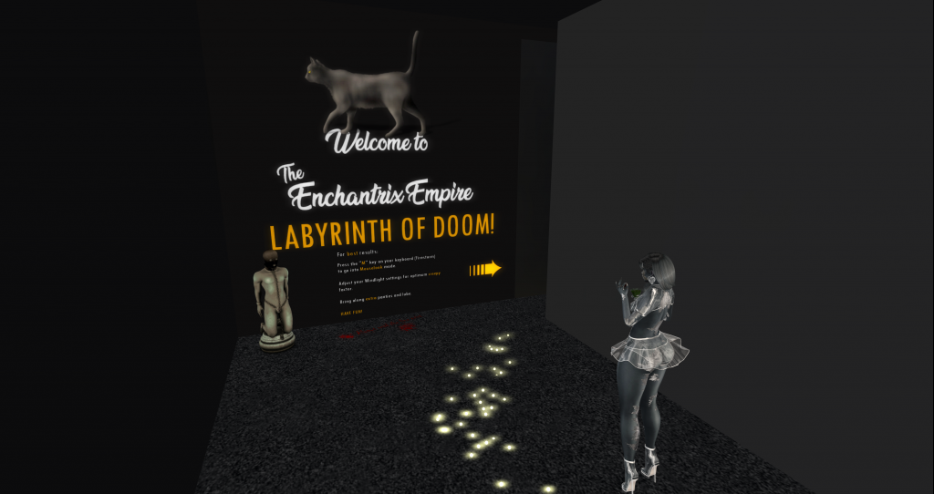 Virtual Halloween Enchantrix Empire