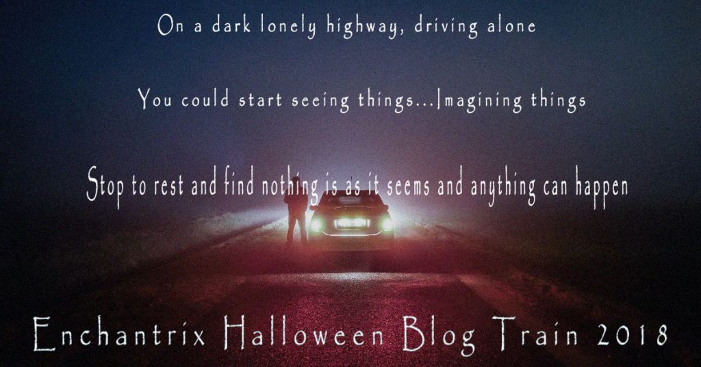 Halloween Blog Train